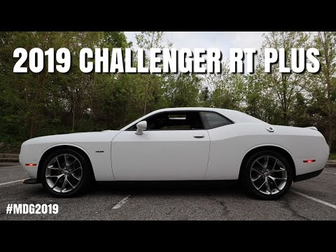 2019 Dodge Challenger RT PLUS Review!