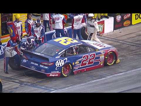 NASCAR Sprint Cup Series - Full Race - 2014 AAA Texas 500