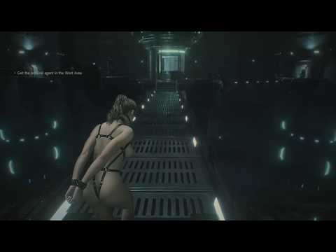 Resident Evil 2 Remake | Claire BDSM Escape Run | Hard core S+ Part 3 from YouTube · Duration:  25 minutes 55 seconds