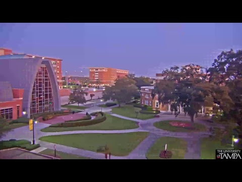 The University of Tampa Live Webcam