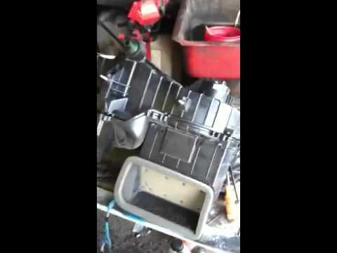 Como Quitar El Evaporador Del A C Dodge Ram 2008 Youtube