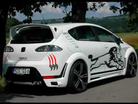 Seat Leon Tuning Youtube