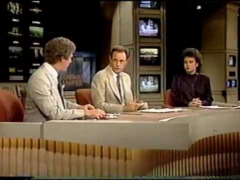 WNBC-TV 5pm News, August 25, 1987