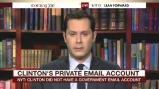 Sam Stein: Hillary's Personal Email Tactic 'Feeds Narrative She's Secret and Political'