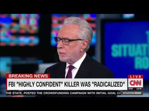"""Risch Discusses Orlando Terror Attack on  CNN's """"The Situation Room"""" with Wolf Blitzer"""
