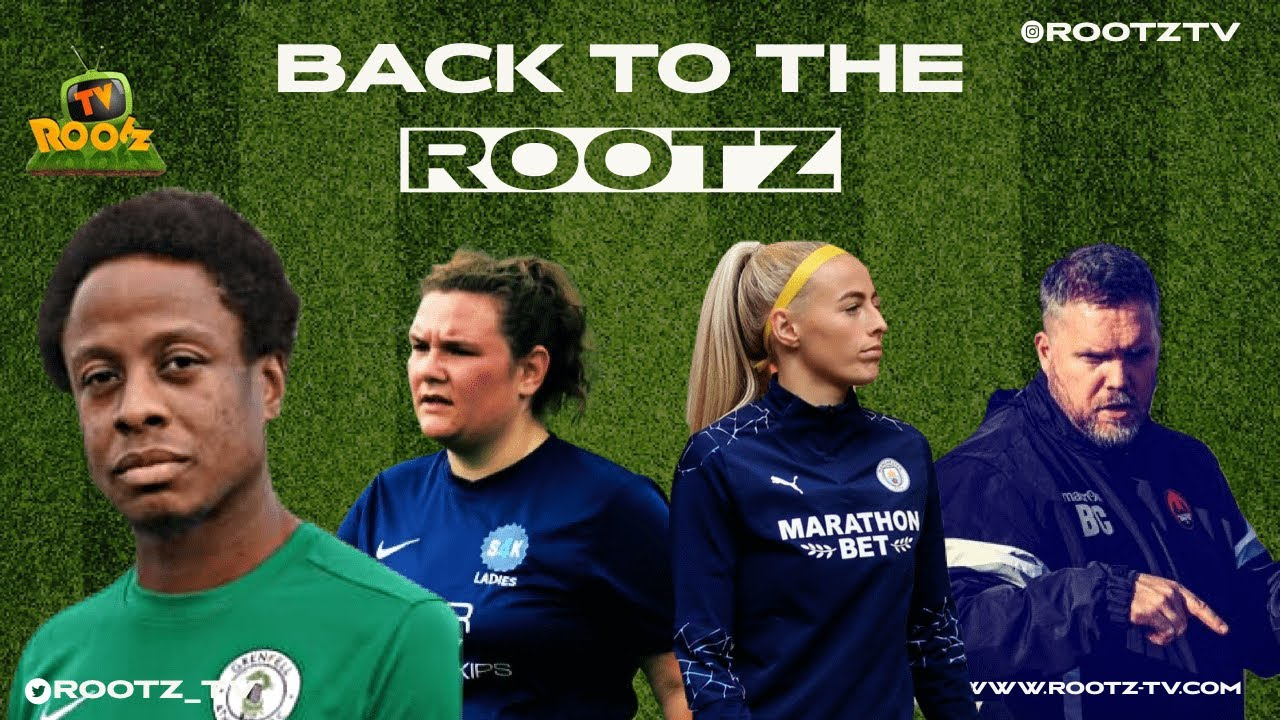 Starting at @Arsenal | Representing @England | Back to the Rootz with @Man City's Chloe Kelly