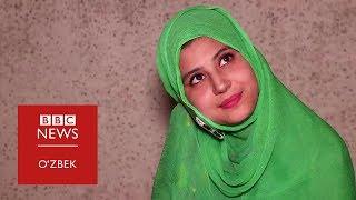 Сабогулнинг қўллари йўқ, кўрасиз, юрист бўламан, дейди - BBC Uzbek