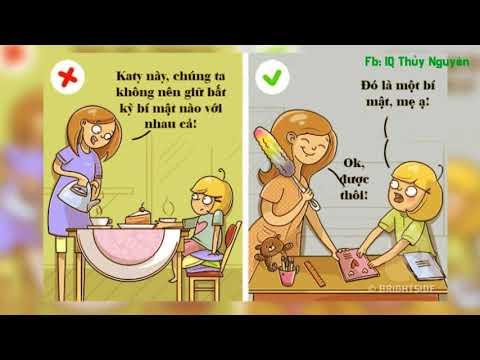 Làm cha mẹ cũng cần phải học