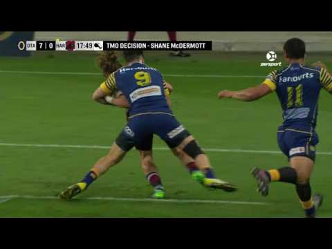 HIGHLIGHTS: Otago v North Harbour (Championship Final)