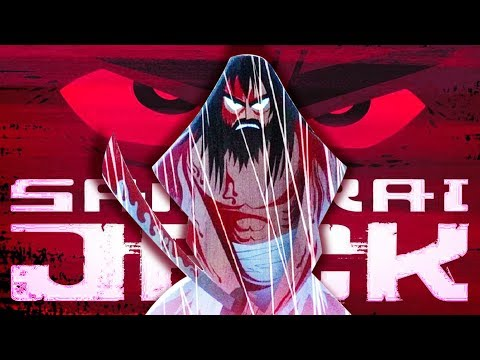 The Evolution and End of Samurai Jack