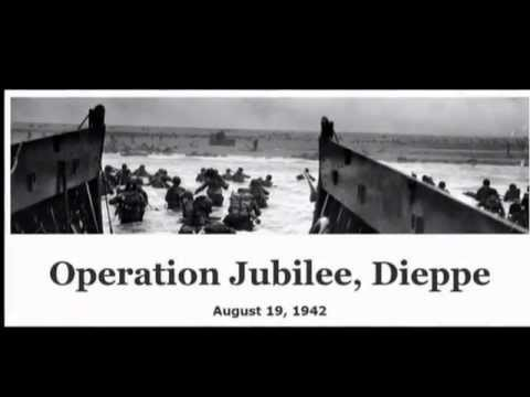 The Dieppe Raid 72nd Anniversary (We Belong Pat Benatar)
