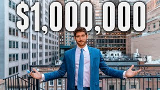 This is What $1 Million buys you in NYC | Luxury Apartment Tour