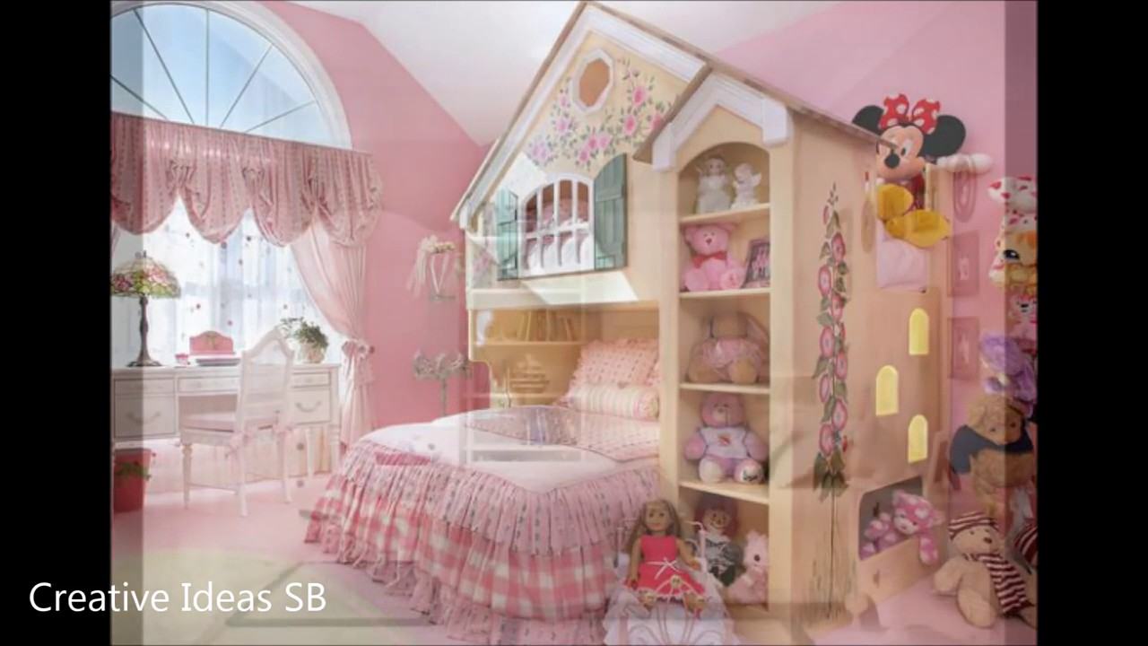 50 girls room design ideas 2017 teenage girl creative rooms ideas part1 newest home decor - Creative Girls Rooms