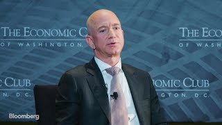 Amazon's Bezos Doesn't Have Meetings Before 10