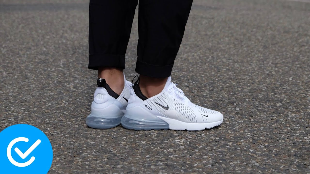 Nike Air Max 270 Review On Feet Techcheck Youtube