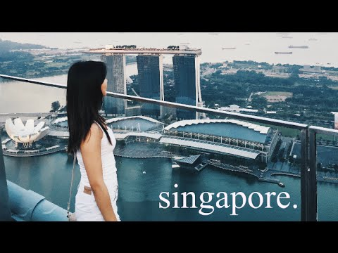 Life of an Exchange Student in Singapore | HeyDahye