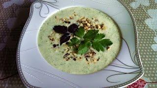 Холодный Огуречный Суп/Суп из огурцов/Cold Cucumber Soup/Очень Простой Рецепт(Вкусно и Полезно)
