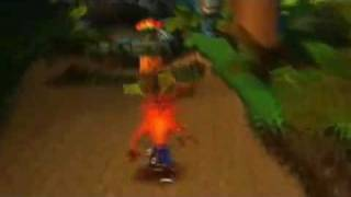 Crash Bandicoot 1 N.Sanity Island (HD Test)