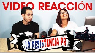 LA RESISTENCIA PR - Video Reacción - REDIMI2