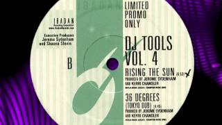 "JEROME SYDENHAM & KERRI CHANDLER  "" Rising the Sun """