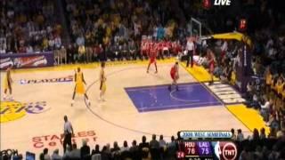 Yao Ming vs Kobe Bryant - NBA Playoffs 2009 - WC Semifinals - Game 1