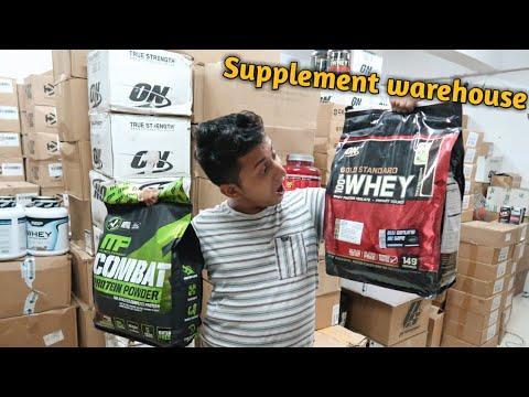 100% Original Supplement Importer ON Whey, Ultimate Nutrition, Muscle Tech,  Weider | VANSHMJ