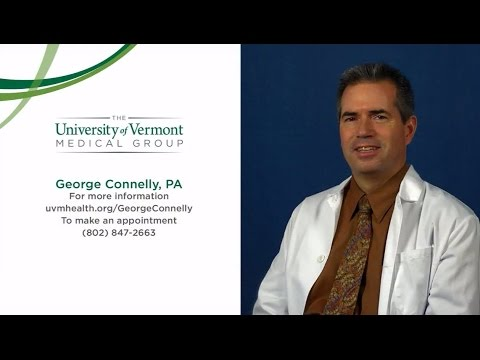 George Connolly PA, Orthopedic Physician Assistant - Burlington VT, The UVM Medical Center