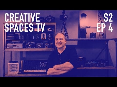 Ted Forbes - The Art of Photography, Filmmaker, Photographer | EP.4 Creative Spaces TV