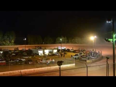 laurens speedway dash for cash limited 10/11/14