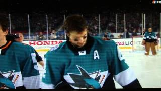 Download Kris Allen - 2/21/15 The National Anthem - NHL Stadium Series MP3 song and Music Video