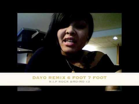 6 FOOT 7 FOOT REMIX