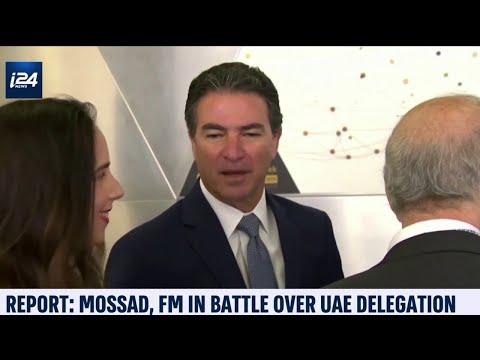 Power Struggle In Israeli Gov't Over Delegation To UAE Deal