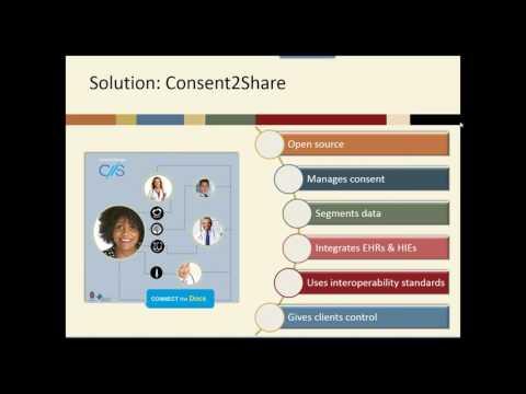 Consent2Share 101 Webinar