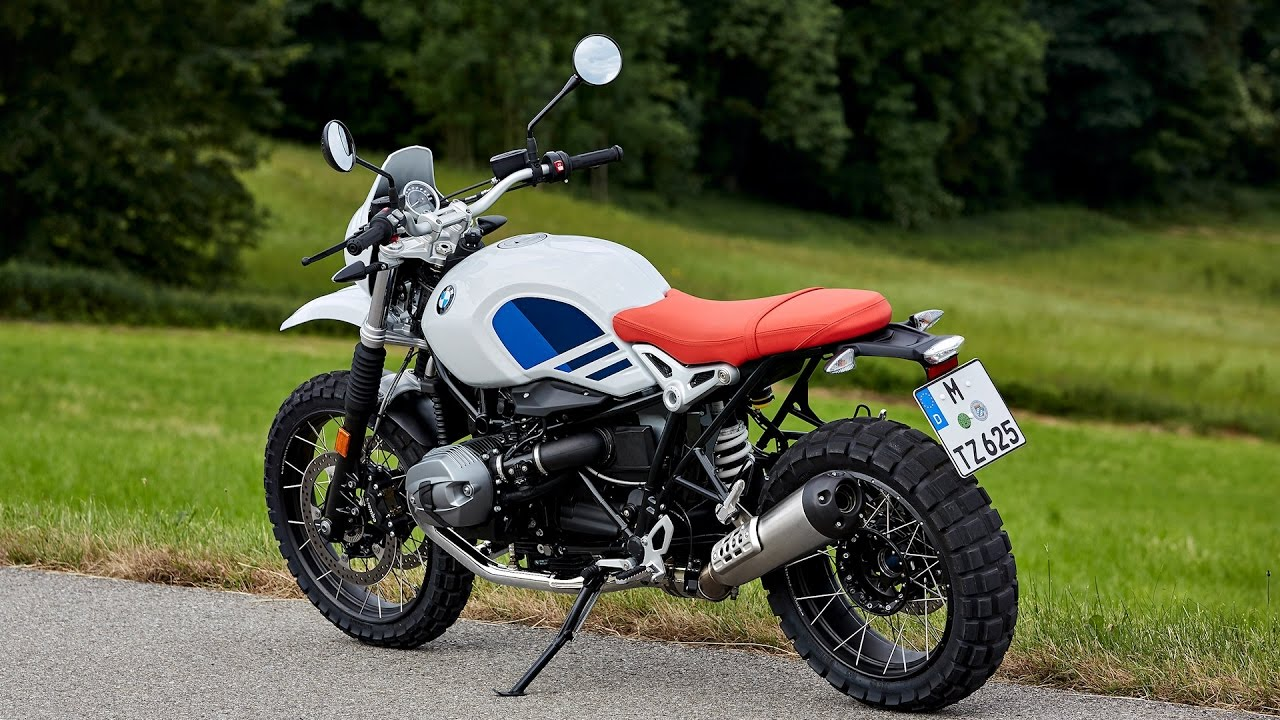 Bmw R Ninet Urban G S Trail Ou Mythe Youtube