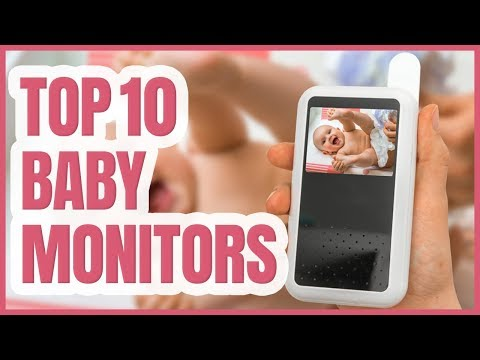 Best Video Baby Monitor 2020 TOP 10 Baby Video Monitors 2020