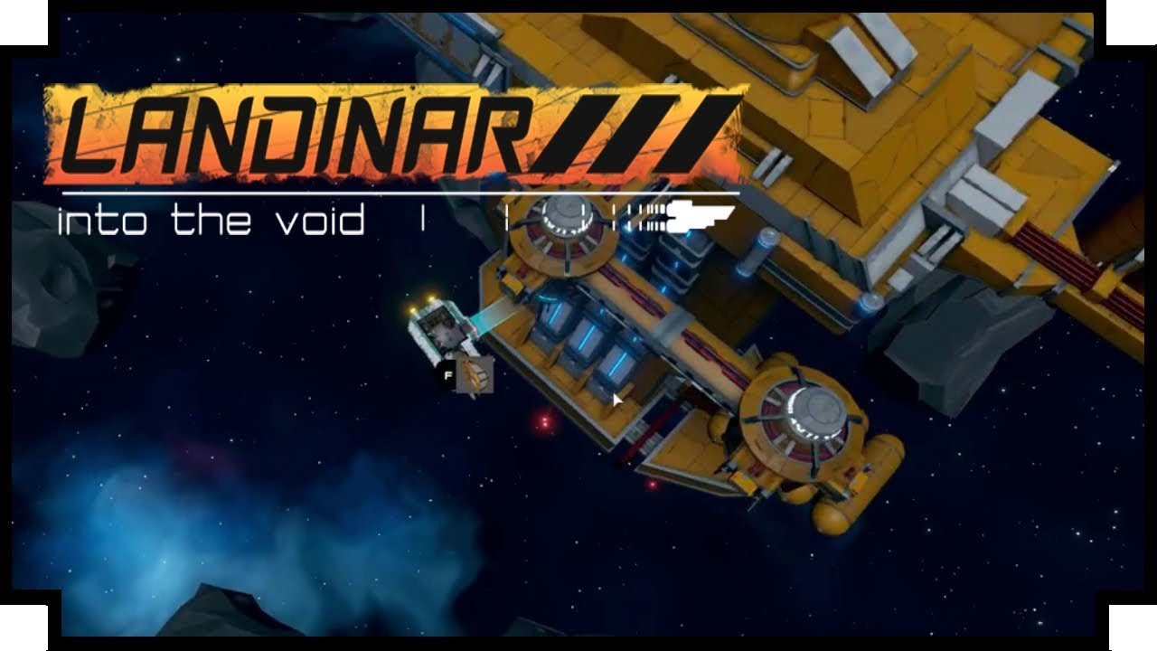Landinar Into The Void Trainer Free Download