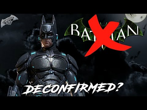 New Batman Arkham Game DECONFIRMED?!