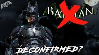 New Batman Arkham Game DECONFIRMED?!