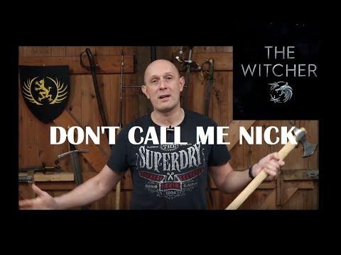 Matt Easton NOT Working On Netflix 'The Witcher' (I Am NOT Nick Jeffries)