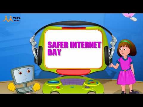 A Child S Safety Safer Internet Day 2020 Youtube