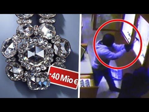 Die ganze Wahrheit über den Juwelenraub von Dresden