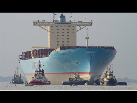 Largest Ship In The World
