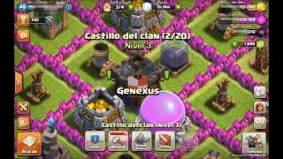 El final de la saga de CreepypastA de Clash of Clans