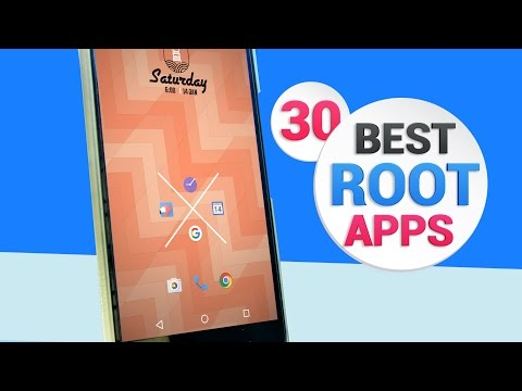 Top 30 Best Root Apps For Android (2017)