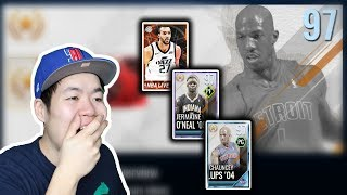 Gobert Dream & Legendary Pack Opening - We Completed 3 Platinum Players