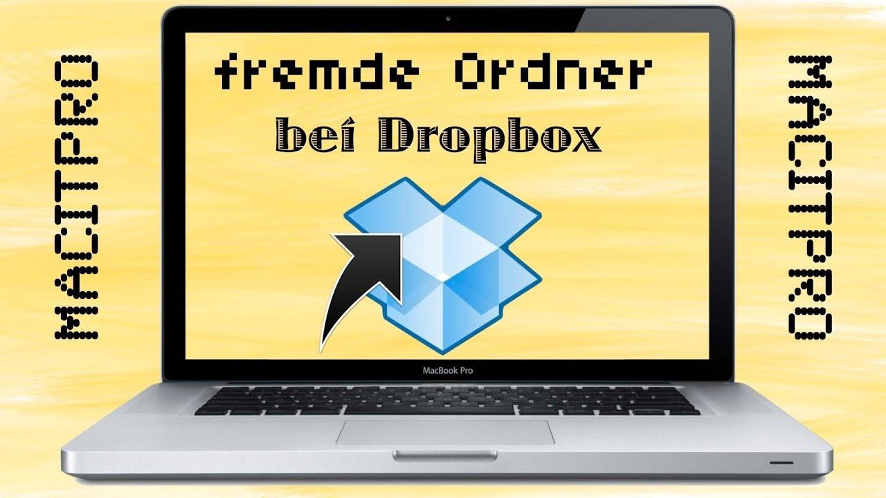 Ordner Mit Dropbox Synchronisieren