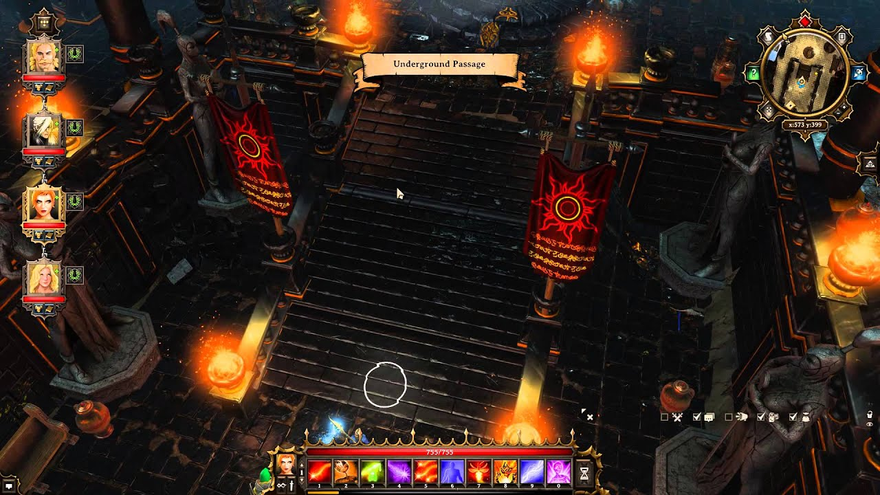 Divinity  Puzzle Room