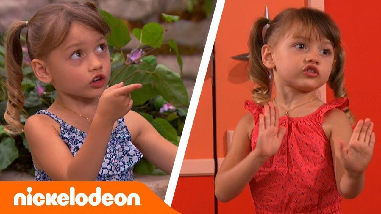 Grzmotomocni | Najlepsze momenty Chloe - część 1 | Nickelodeon Polska