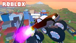 NEUE TURBO ZU FLY IN ROBLOX JAILBREAK!!!