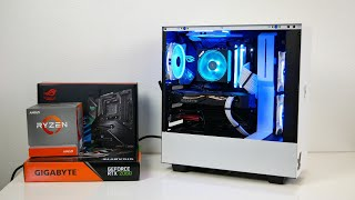 This is my ryzen 9 3900x 4k video editing pc build for 2020 on the asus rog strix x570 motherboard. i wanted to go with e motherboard but it wa...